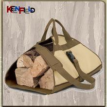 Canvas Wood Carring Bag CS-301344