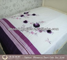 2013 newest embroidery duvet covers bedding sets