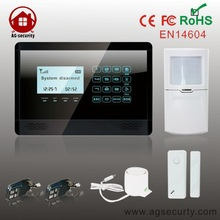 New and hot wireless alarm system good quality alarm kit stable performance