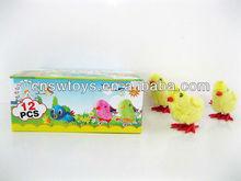 mini wind up toys plastic chickens SL1501279