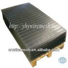 Electro Galvanized Welded Metal Fence Panels
