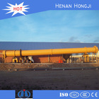 Rrotary cylinder dryer with ISO CE approved