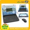 High Quality Russian learning machine toys laptop computer
