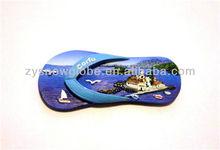 Resin handmade souvenir greece magnet