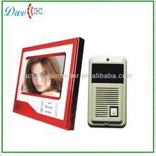 7 inch video intercom with Handfree indoor monitor