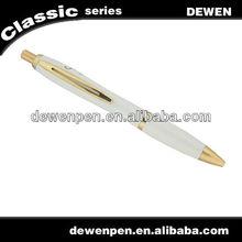 school supply promotion item copper ballpoint pen