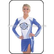 Newest Varsity Cheer Uniforms Cheerleading Apparel for Ladies