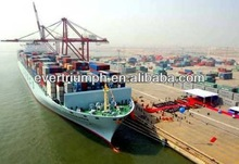 sea loose cargo from Ningbo to LA,USA