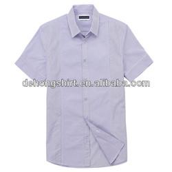 100% Casual Fashion New Design Shirts 2015