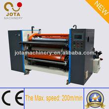 High Speed ATM Paper Slitter and Rewinder Machine, Thermal Paper Slitting Machine, Non Woven Cloth Cutting Machine