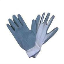 10 inch Thirteen needles nylon nitrile gloves polyester nitrile rubber