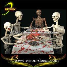 Horrible skeleton halloween party theme supplies