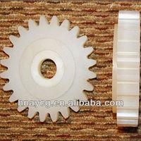 UHMWPE Plastic Gear Pinion Supplier