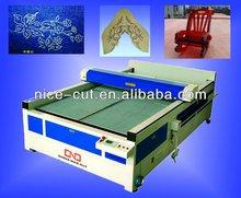 NC1318 Laser Machine for Cutting Carpet Fabric
