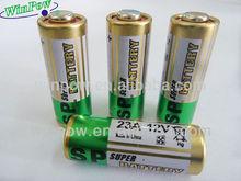 high quality A23 23A 12V alkaline dry battery