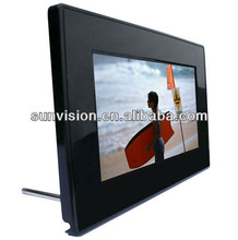 [Shenzhen manufacturer] 7 inch best digital photo frame use sony lcd with high quality