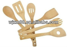 Bamboo Spoons or Spatulas bamboo kitchen utensils