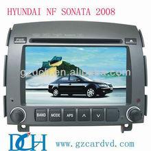 "touch screen 6.5"" car dvd gps for hyundai sonata 2008 with 3G WS-9038"
