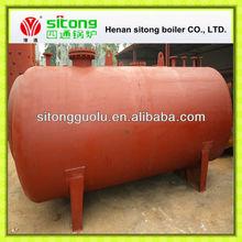 Stainless steel LPG gas tank