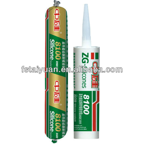 High-performance Glass Panel Silicone Sealant ZG-8100