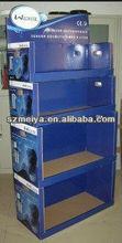 Custom shoe display case,cardboard display case professional supplier