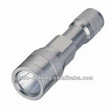 Baseball Bat Shape power style aluminium led flashlight