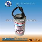 CBB60 motor run capacitor 20uf for sale