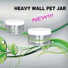 Heavy Wall Cosmetic PET jar