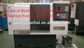 Cnc slant cama do torno máquina TY-32L / TY-42L / TY-42P com bar alimentador