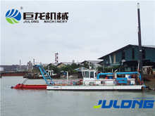 River sand dredging and digging machine