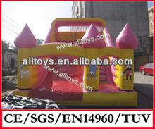shopping rush product inflatable slide/18ft inflation slide/18ft slide