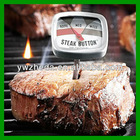 Household dial BBQ steak/beef mini food meat thermometer