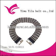 2013 ladies decorative waist chain belt