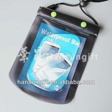 Waterproof bag for digital camera & cell phone
