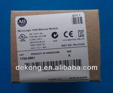 Rockwell AB Micrologix 1400 Controller 1766-MM1 Allen Bradley PLC