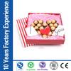 Factory directly sale Luxury chocolate box