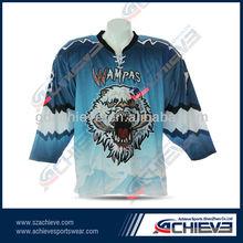 custom design canadian bulk ice hockey league jerseys