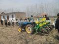 Sembradora de maíz en 3 hileras patentada