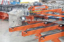 Padrão europeu rolo dá forma à máquina de alta eficiência americano AMS onda de controle telhado / painel de parede rolo ex