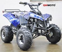 125cc Sports ATV with aluminium rims 8 inch CE