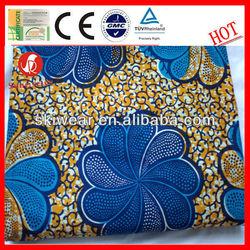 100% Cotton Ghana Print Fabric