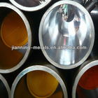 DIN2391 St52 hydraulic cylinder tubes for injection machine