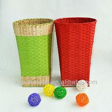 Colorful Large Laundry Basket