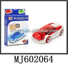 Interesting battery Diy toys car