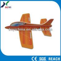 PP cartoon 3d puzzle plane model