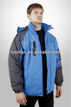 2012 mens casual nylon jacket for winter