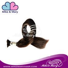 100% Chinese virgin hair bulk pro for Japanese