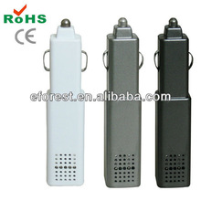 China Ozone Car Air Purifier oxygen bar air cleaner freshener