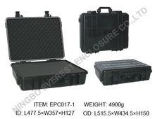 Hard Plastic Waterproof Gun Case