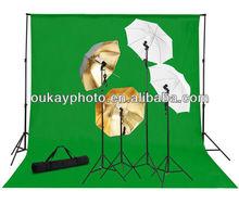 Fotografia di studio kit luce continua( k- lhk2341) con sfondo sistema